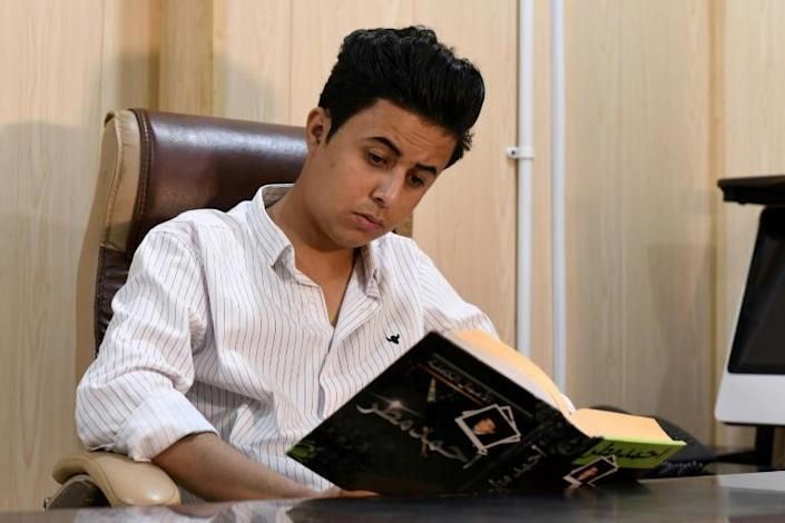 Hussein, a young Iraqi activist born in 2000, never experienced the brutality of Saddam Hussein's regime