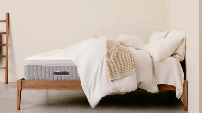 The Awara hybrid mattress is one of our favorite beds in a box and you can get one for up to $480 off.