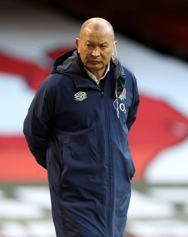 England's disappointing Six Nations has placed scrutiny on Eddie Jones