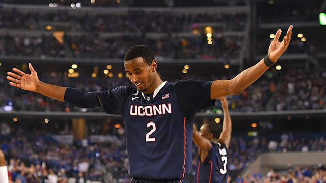 DeAndre Daniels is finally thriving at UConn after a bizarre recruiting odyssey