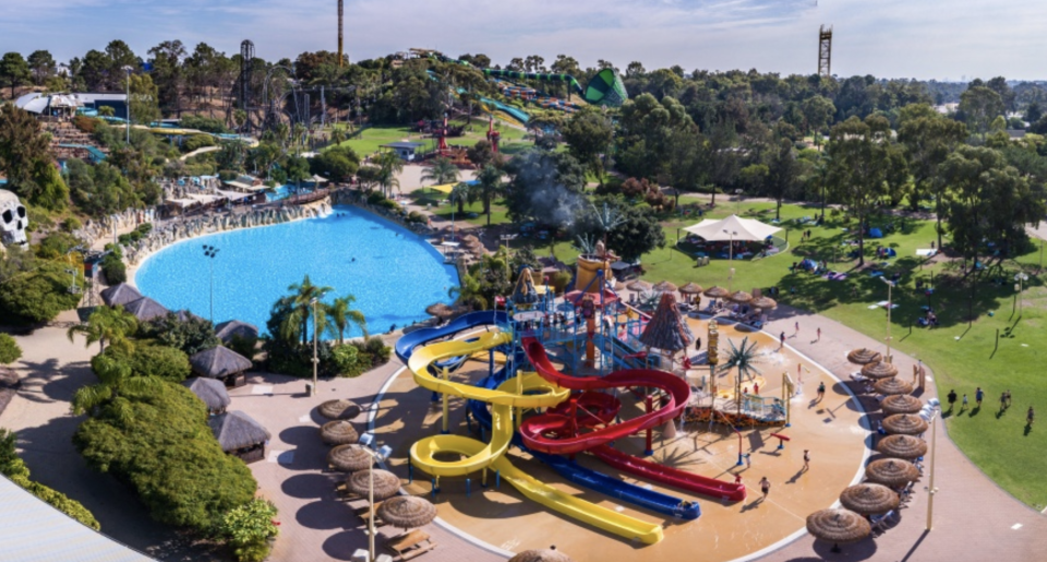 Perth's Adventure World came under fire for introducing weight scales at the park. Source: Adventure World