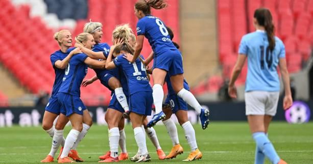 Foot - ANG (F) - Angleterre: Chelsea remporte le Community Shield féminin