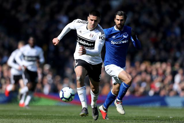 Everton star Andre Gomes hit with three-match ban after Mitrovic stamp