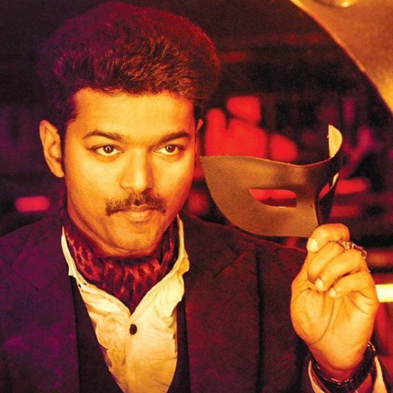 10 Interesting facts about Mersal actor Vijay