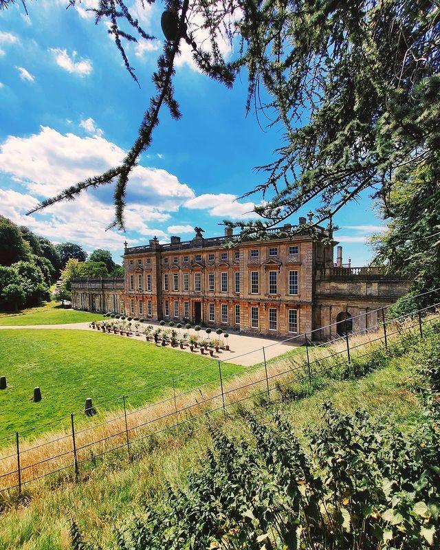 "<p>As if Gloucestershire wasn't blessed with enough fabulous <a href=""https://www.goodhousekeepingholidays.com/tours/cotswolds-gardens-tour"" rel=""nofollow noopener"" target=""_blank"" data-ylk=""slk:manor houses and gardens"" class=""link rapid-noclick-resp"">manor houses and gardens</a>, Dyrham Park is not to be missed, not only for the joys of strolling around the greenhouse, admiring the grand old staircase and taking in the views of dramatic parkland, but also for its history. </p><p>Paintings and artefacts housed at Dyrham Park tell a contentious history of Brits exploring and plundering in other lands. It also documents the history of Black people in Gloucestershire from as early as 1575. </p><p>Bridgerton was imagined in a world where, following King George III's marriage to Queen Charlotte - who may have been Black - racial mixing was ordinary and many people of colour were elevated into nobility through their union. The reality was of course very different, and some of the reasons for this can be traced in Dyrham Park's histories of slavery that as Brits, we must face up to.</p><p><a href=""https://www.instagram.com/p/CDeGeslB_JT/"" rel=""nofollow noopener"" target=""_blank"" data-ylk=""slk:See the original post on Instagram"" class=""link rapid-noclick-resp"">See the original post on Instagram</a></p>"