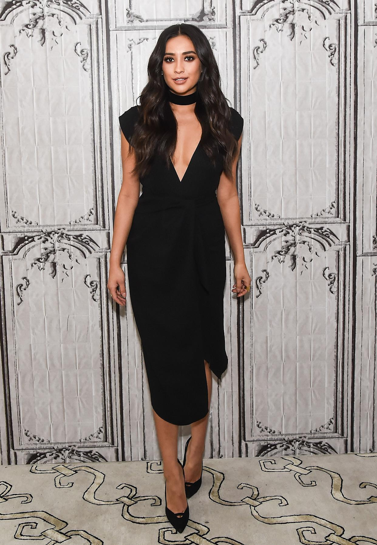 """AOL Build Speaker Series - Shay Mitchell, """"Mother's Day"""""""