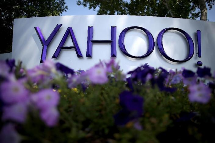 Yahoo will become a separate investment company, changing its name after the acquisition by Verizon of its core assets (AFP Photo/Justin Sullivan)