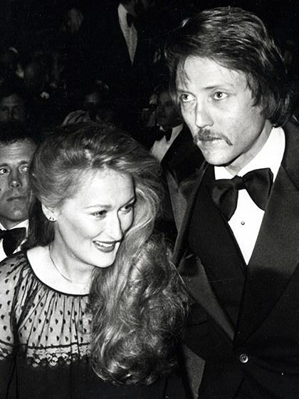 """<p>Academy Awards</p><p>She received her first Oscar nomination for <em>The Deer Hunter</em> and, in keeping with the film's dark tone, wore a black gown to the awards show. Her bouncy, wavy blowout practically screamed, """"It's an honor just to be nominated.""""</p>"""