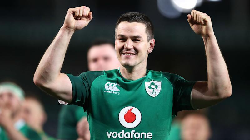 Rugby Rugby World Cup 2019: Sexton'honoured' to captain much-changed Ireland