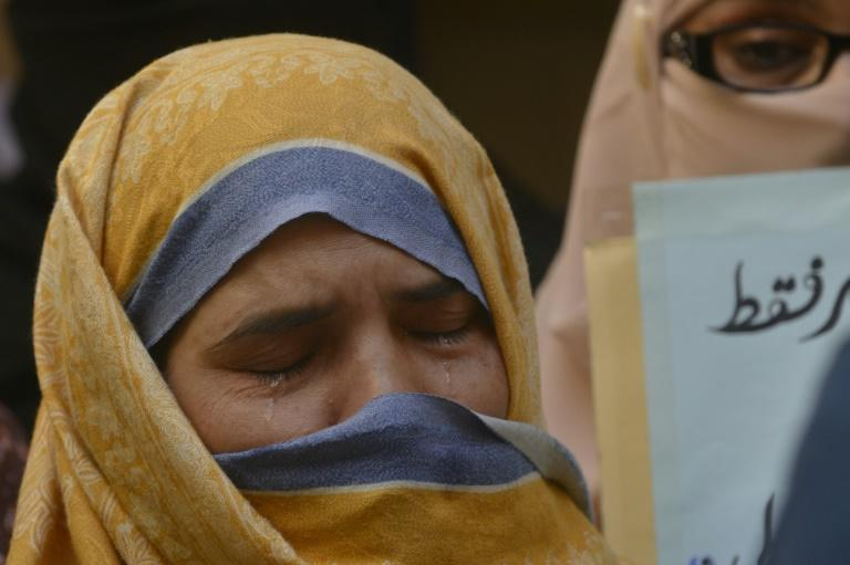 Nusrat Bibi says police did not find her six-year-old daughter for five days after she disappeared, and by that time she was dead