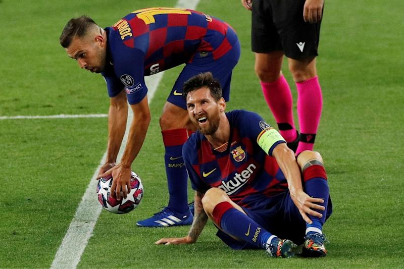 Lionel Messi Injury Not a Problem, Set to Recover from Knock Ahead of Champions League Quarters