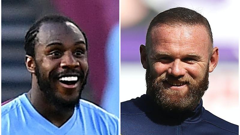 Antonio gets in the way and Rooney gets shirty  – Thursday's sporting social
