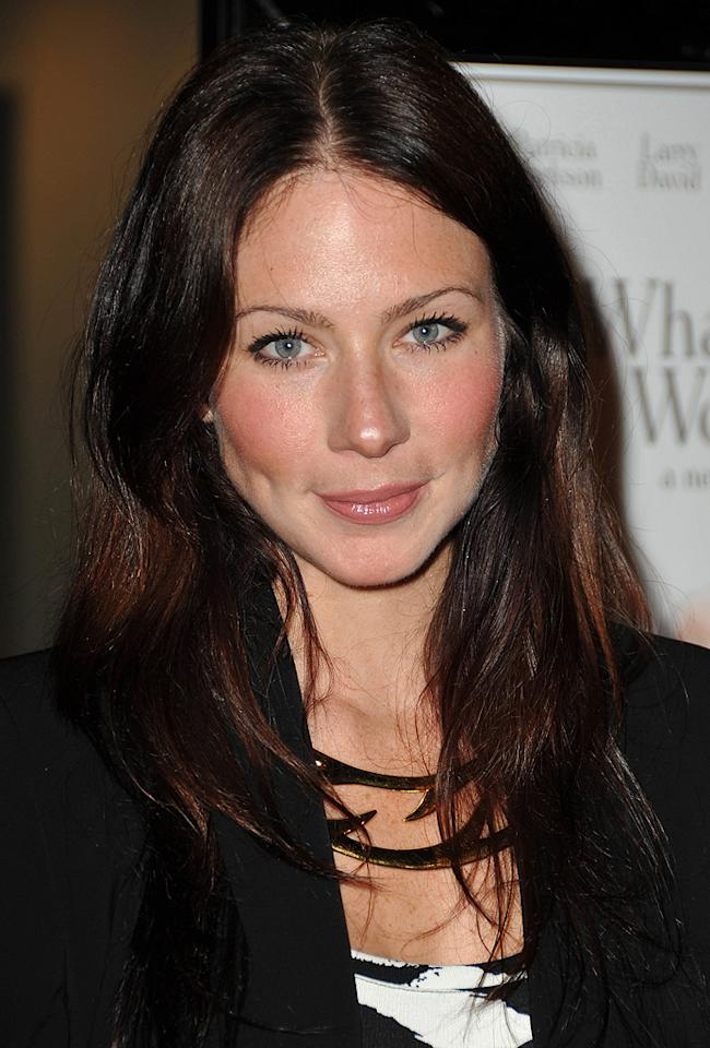 "<a href=""http://movies.yahoo.com/movie/contributor/1807577712"">Lynn Collins</a> at the Los Angeles premiere of <a href=""http://movies.yahoo.com/movie/1810007788/info"">Whatever Works</a> - 06/08/2009"
