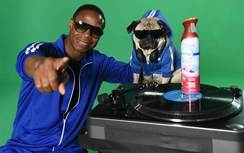 Doug E. Fresh and Doug the Pug wore matching tracksuits and shades, plus Nicole Kidman and Matthew McConaughey caught up at an L.A. party