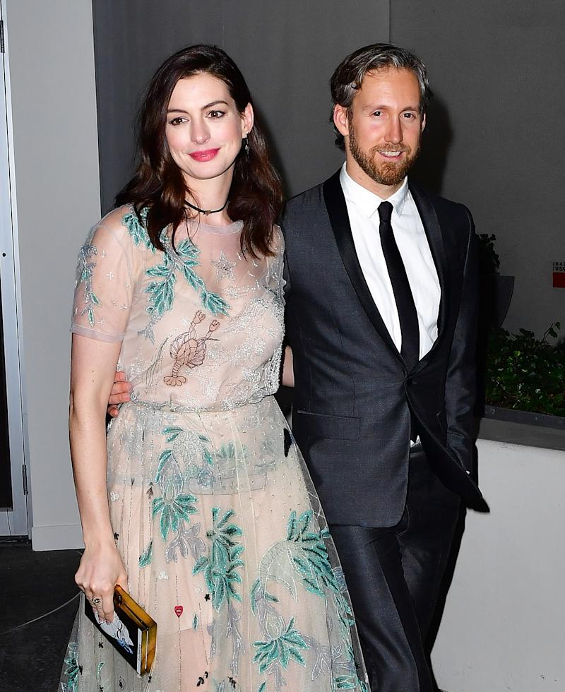 Anne Hathaway Spouse: Anne Hathaway On How Marriage Has Changed Her: 'I Need My