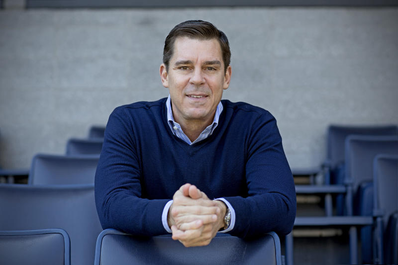 Billy Bean MLB Vice President