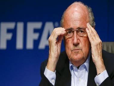 Former FIFA president Sepp Blatter questioned by Swiss investigators over $2 million payment to Michel Platini