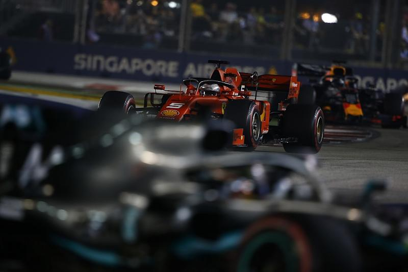 Singapore still in talks with F1 over 2020 race