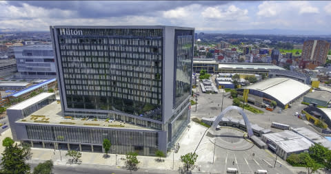 Hilton Expands Presence in Colombia with Debut of New Hotel in Bogota