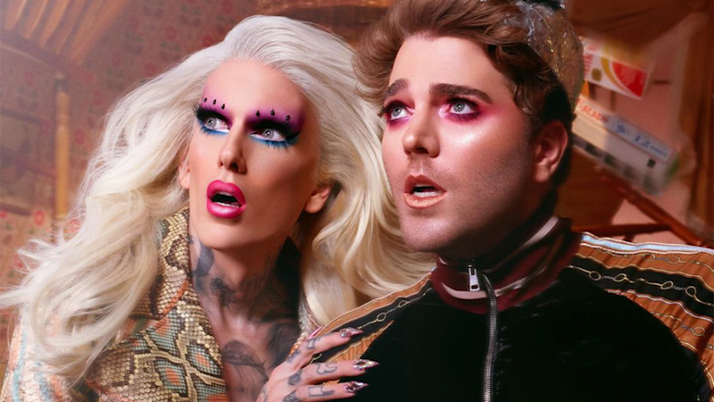 Shane Dawson and Jeffree Star's 'Conspiracy' Collection Drops and Breaks the Internet