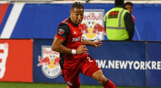 Justin Morrow was one of many bright spots for TFC. (Getty)