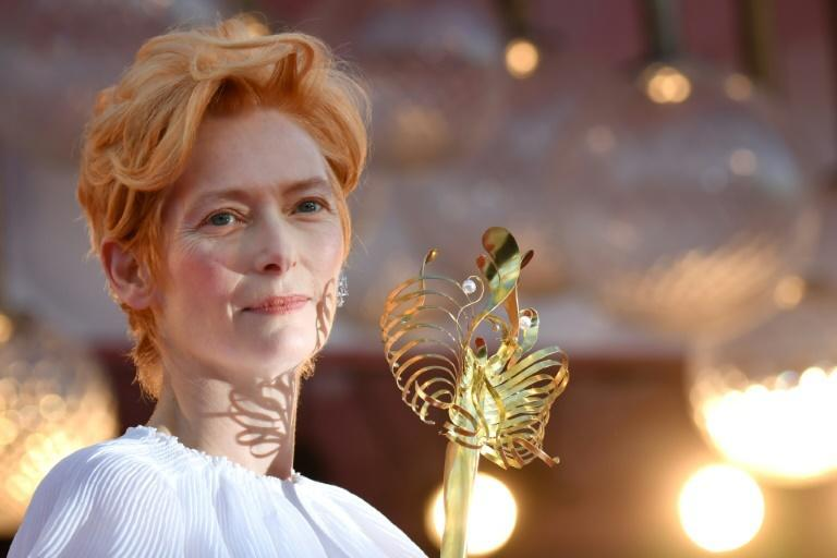 Tilda Swinton is involved in a slew of Cannes-competing films this year