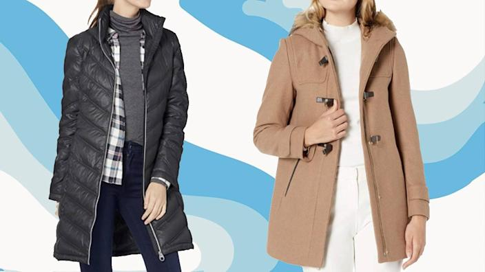 Save up to 51 percent on designer jackets, today only. (Photo: Amazon)