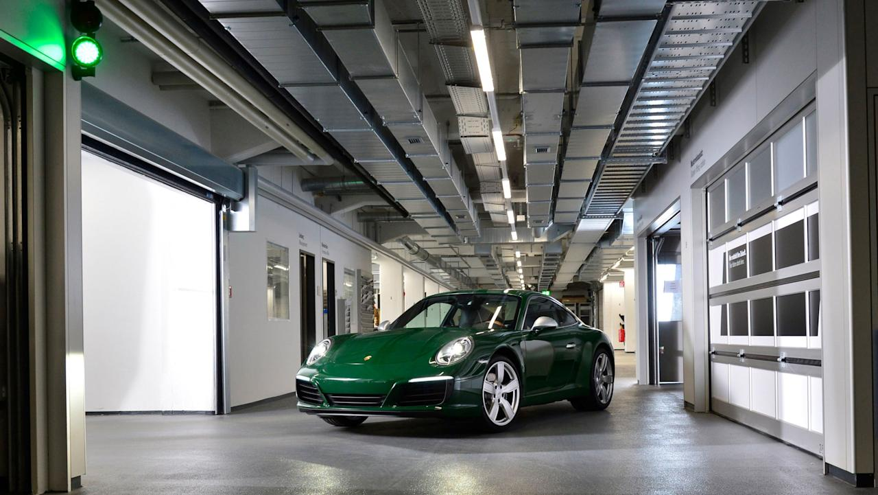 <p>Porsche's rear-engined 911 is one of the world's most iconic sports cars, having made its debut at the 1963 International Motor Show in Germany. The latest – and 1 millionth – model rolled off the production line in Stuttgart this week. </p>