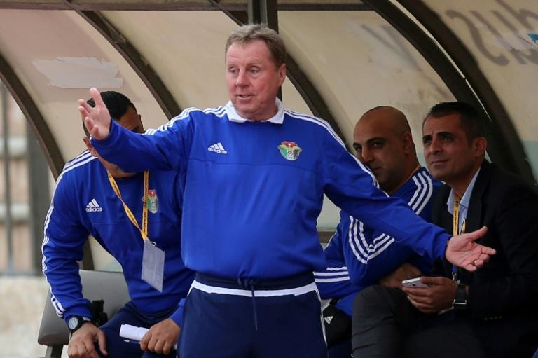 Harry Redknapp's most recent managerial post was with the Jordanian national team