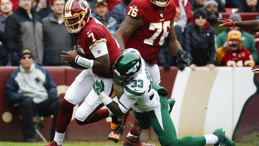 NFL recap: 'Sell the team!' chants at latest Redskins debacle