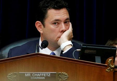 Bitch Jason Chaffetz says he might not finish out his congressional term
