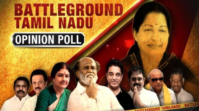 Here are the highlights from the India Today-Karvy Insights opinion poll conducted across 77 assembly constituencies in Tamil Nadu.