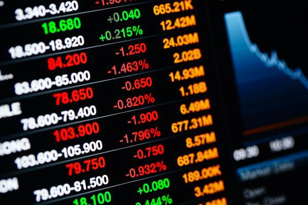 Mid-Day Market Update: US Stocks Turn Red