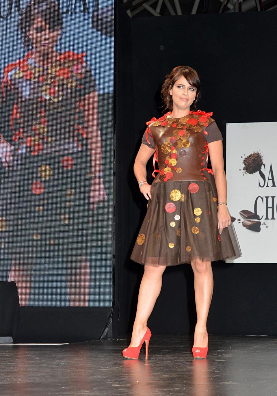 <p>This dress is so sophisticated it could be worn to work. Forgot your lunch? No problem! Just eat your sheath!</p>