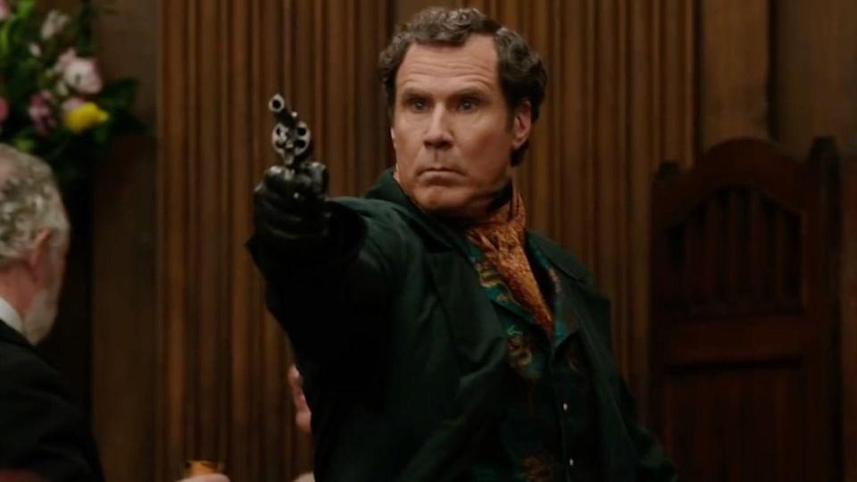 """<p>Oh, honey. Oh honey, honey, honey. </p><p>On paper, <em>Holmes </em><em>& Watson </em>sounded good. Will Ferrell and John C. Reilly as Sherlock Holmes and John Watson. Sure. In. Sold. </p><p>This movie, sadly, was not on paper. <em>Holmes & Watson </em>quite frankly is one of the worst movies you'll ever see, filled with jokes that don't land, a plot that makes little sense, and complete misuse of good actors (Ralph Fiennes appears as Professor Moriarty, which, again, <em>sounds great! </em>But he barely has any lines and his role, again, is pointless). </p><p>Ferrell had an incredible 2000s, but his 2010s left much to be desired, and <em>Holmes & Watson </em>was the worst of the bunch. As Harvey Dent said in <em>The Dark Knight, </em>""""The night is darkest before the dawn,"""" and hopefully that's the case with Mr. Ferrell—he's already gotten a bit on the uptick with 2020's <em><a href=""""https://www.menshealth.com/entertainment/a33000566/ja-ja-ding-dong-eurovision-netflix/"""" rel=""""nofollow noopener"""" target=""""_blank"""" data-ylk=""""slk:Eurovision"""" class=""""link rapid-noclick-resp"""">Eurovision</a>.</em></p><p><a class=""""link rapid-noclick-resp"""" href=""""https://go.redirectingat.com?id=74968X1596630&url=https%3A%2F%2Fwww.starz.com%2Fus%2Fen%2Fmovies%2F41754&sref=https%3A%2F%2Fwww.menshealth.com%2Fentertainment%2Fg34124365%2Fsherlock-holmes-actors%2F"""" rel=""""nofollow noopener"""" target=""""_blank"""" data-ylk=""""slk:Stream Holmes & Watson Here"""">Stream <em>Holmes & Watson</em> Here</a><br></p>"""