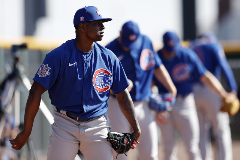 Schwarber, Heyward, Rizzo among Cubs early arrivals