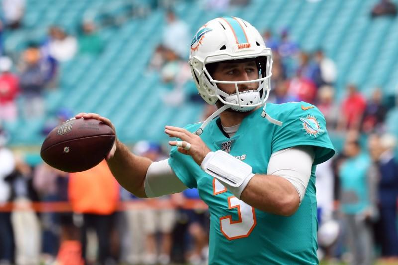 Report: Dolphins QB Rosen drawing trade interest
