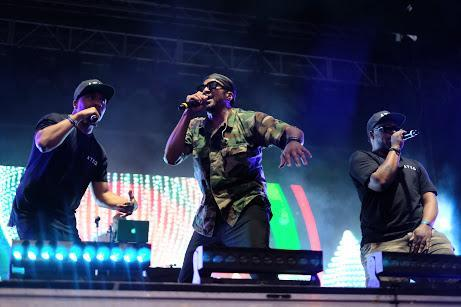 A Tribe Called Quest (photo: Eric Gray)
