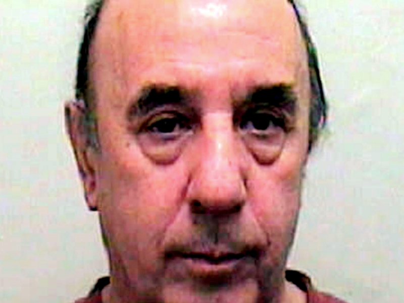 Norsworthy reportedly shared victims with notorious paedophile William Goad (pictured). (SWNS)