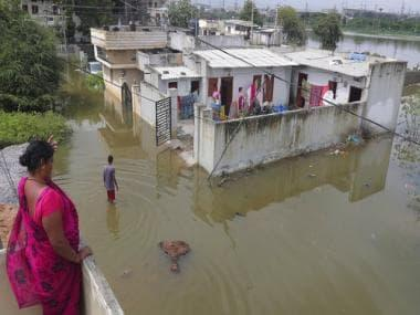 At least 50 dead due to heavy rains, floods in Telangana; over Rs 5,000 crore in damages, says state