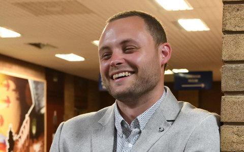 Ben Bradley was elected last year after standing as the Conservative candidate in Mansfield  - Credit: Alan Keith Beastall / Alamy Live News