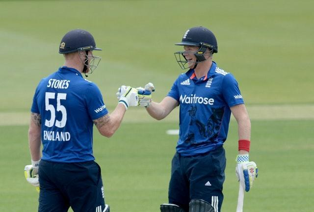 Sam Billings removed England team-mate Ben Stokes in Cape Town