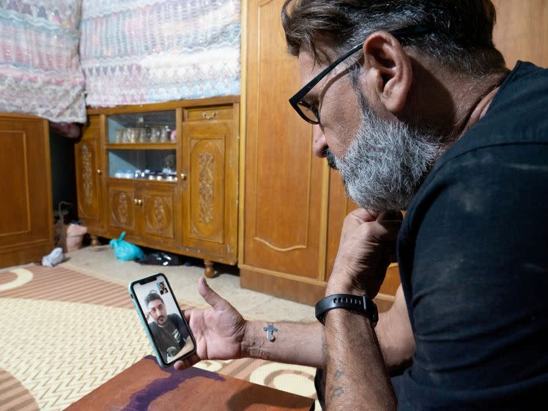 Fearful and with spirits crushed, Iraqi activists flee abroad