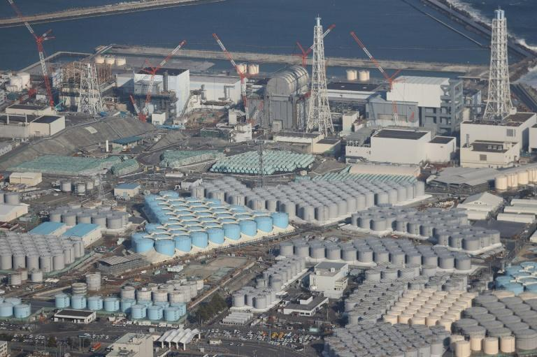 Around 140 cubic metres (5,000 cubic feet) of radioactive water was generated by the site every day in 2020