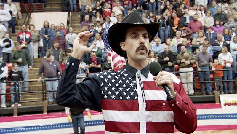 Borat Sequel to Premiere on Amazon Prime Before Election Day