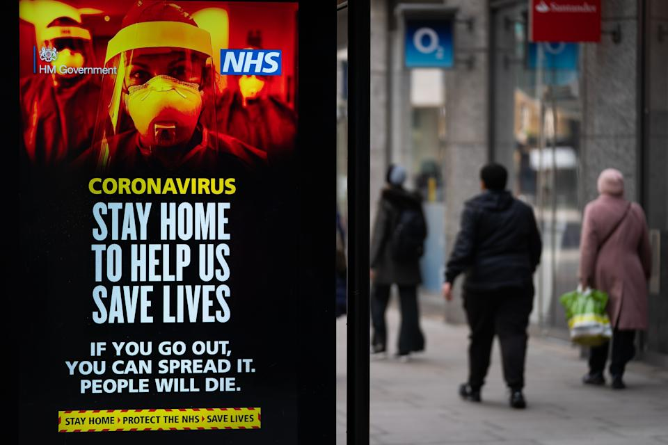 MPs voted to extend coronavirus laws on Thursday. (PA)