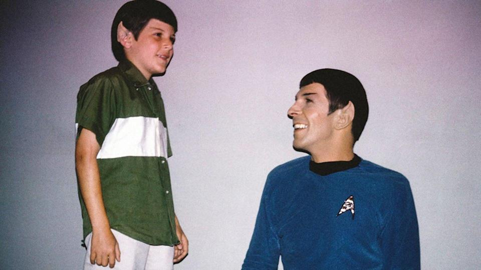 """<p><strong>For the Love of Spock</strong> takes on how Leonard Nimoy became Spock from <strong>Star Trek</strong>. While critics originally panned the show, it and Nimoy's 50-year role of Spock have become beloved parts of sci-fi culture.</p> <p>Watch <a href=""""http://www.netflix.com/title/80115102"""" class=""""link rapid-noclick-resp"""" rel=""""nofollow noopener"""" target=""""_blank"""" data-ylk=""""slk:For the Love of Spock""""><strong>For the Love of Spock</strong></a> on Netflix.</p>"""