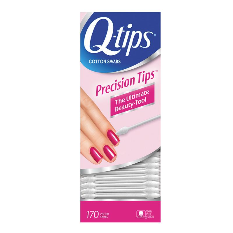 "<p>Instead of tissues, which can destroy your painstakingly applied look, Ciucci suggests using pointed <a href=""https://www.yahoo.com/beauty/makeup-savvy-q-tip-hacks-you-havent-heard-before-043625858.html"">Q-tips</a> for targeted tear absorption. You may look crazy busting one out during the wedding ceremony, but it's better than looking crazy later when your eye shadow is on your forehead. Blair also recommends Q-tips and pressing them near your tear duct to keep eye makeup pristine. ""Tip your head forward so that tears cascade to the ground instead of down your face,"" Blair notes. <i>(Photo: Q-tips)</i></p>"