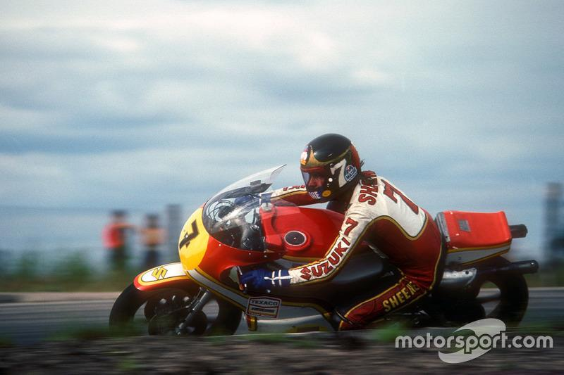 "1976 - Barry Sheene, Suzuki<span class=""copyright"">Gold and Goose / Motorsport Images</span>"