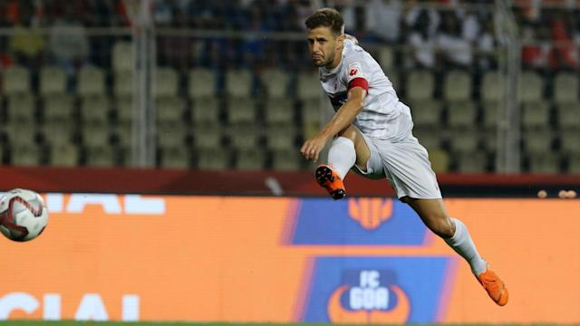 The Uruguayan striker has ruptured his Achilles within three days of joining ATK from FC Pune City on loan...